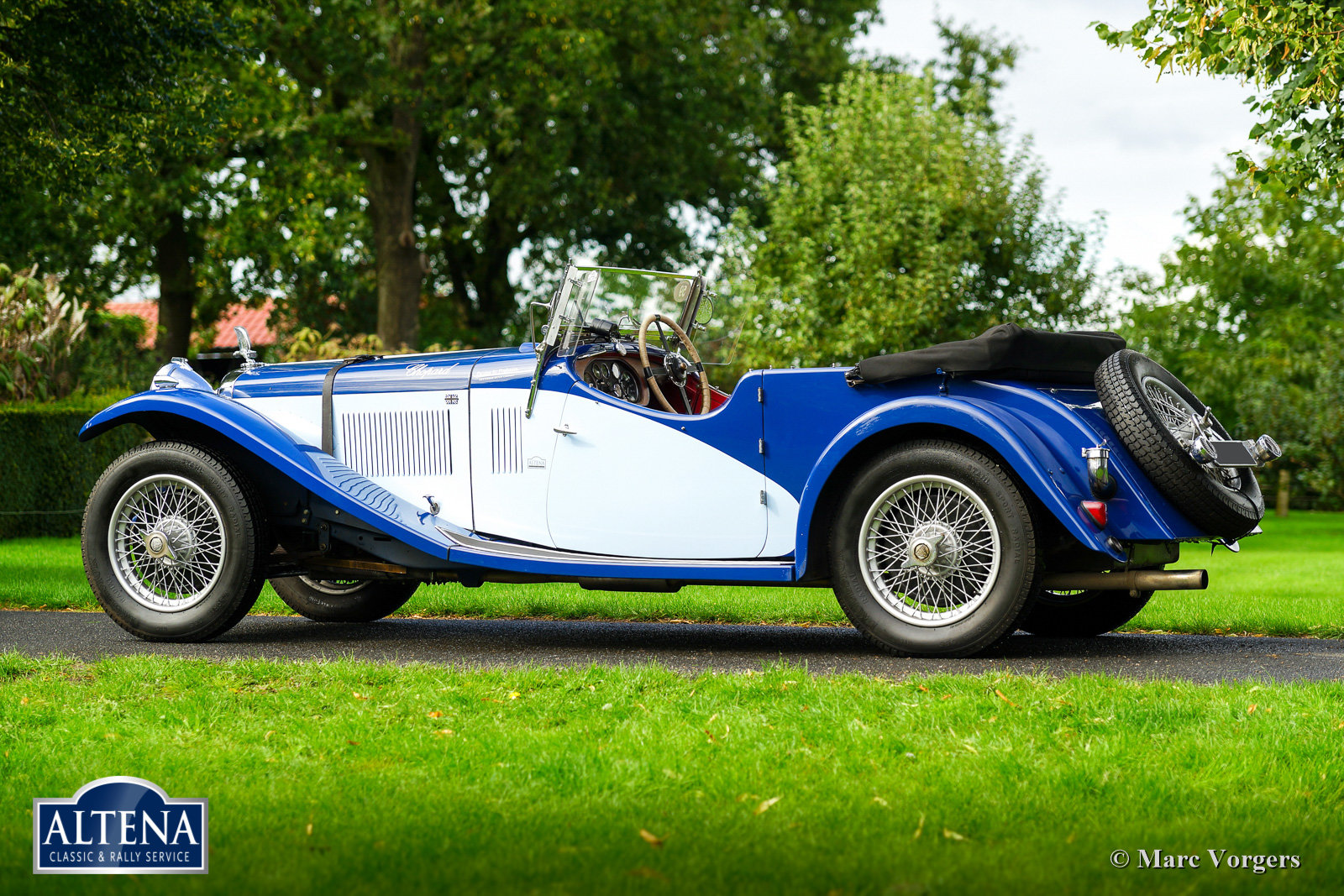 Alvis Speed 20 SA, 1933 For Sale (picture 3 of 6)