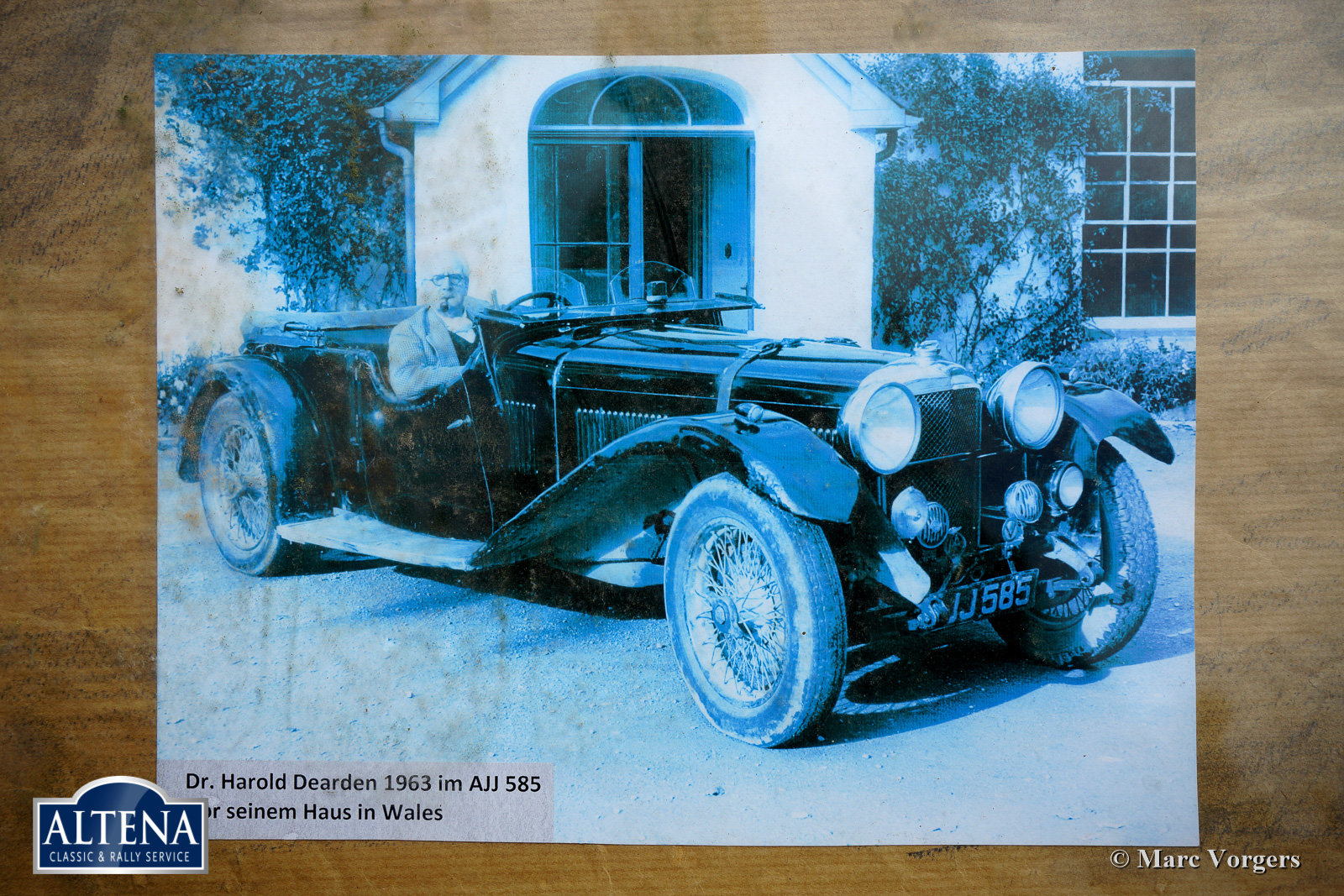 Alvis Speed 20 SA, 1933 For Sale (picture 4 of 6)