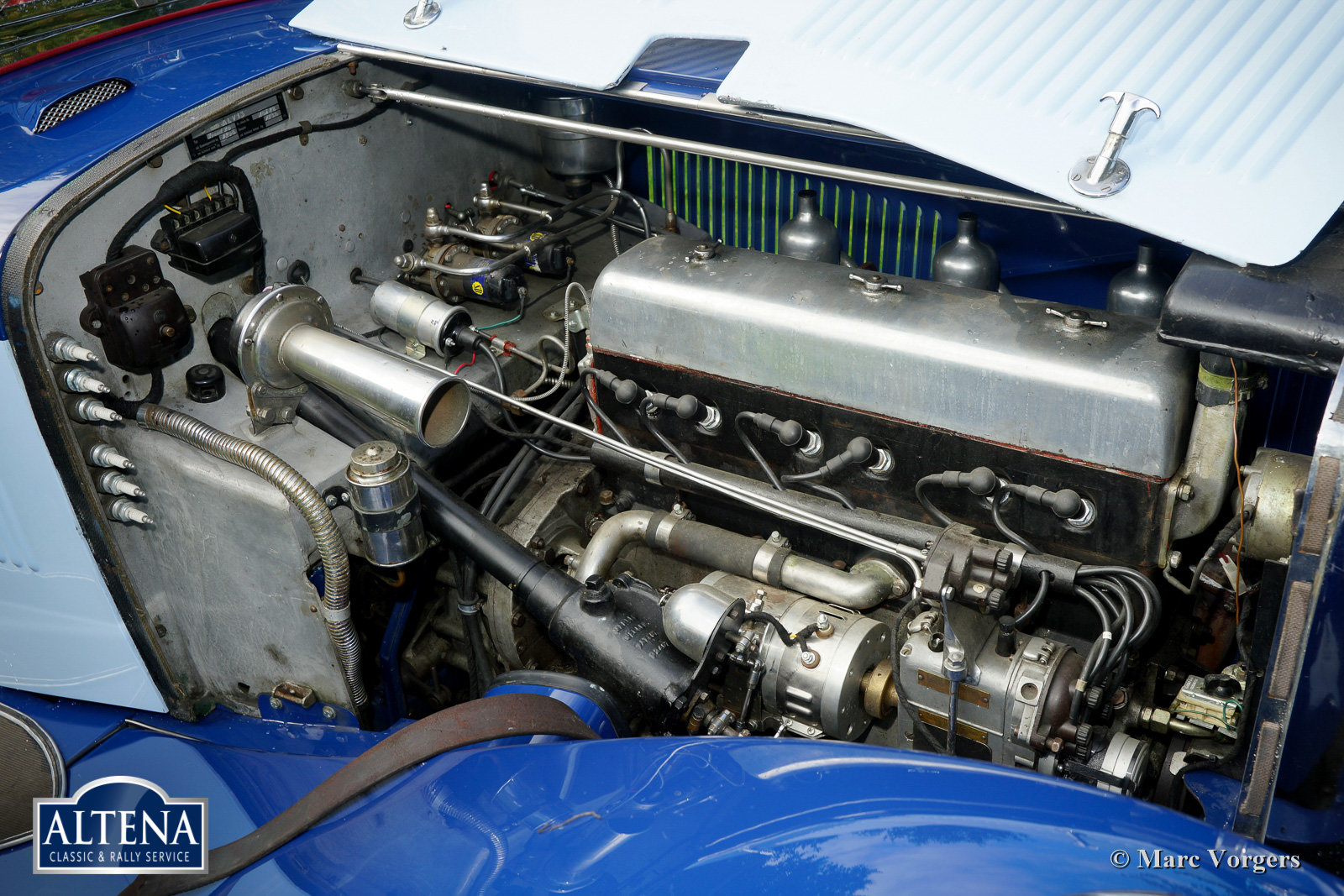 Alvis Speed 20 SA, 1933 For Sale (picture 6 of 6)