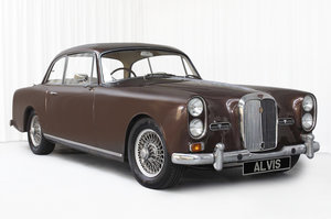 1965 TE 21 Saloon by Park Ward For Sale