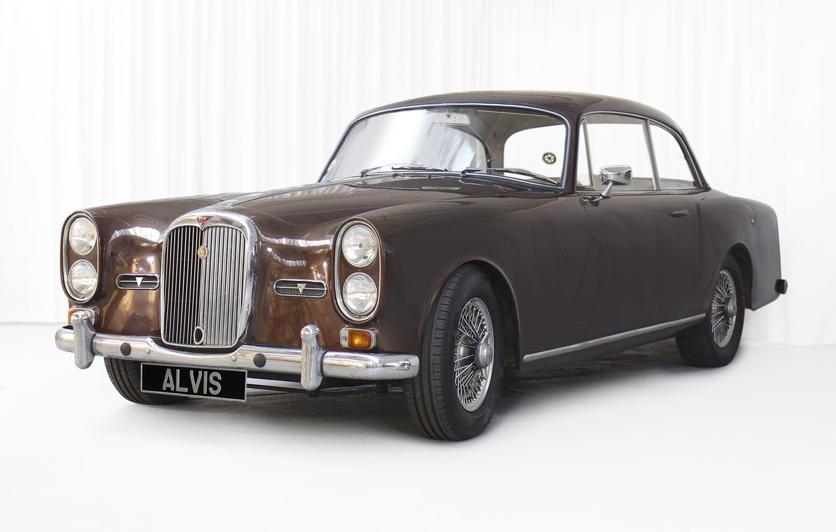 1965 TE 21 Saloon by Park Ward For Sale (picture 2 of 6)
