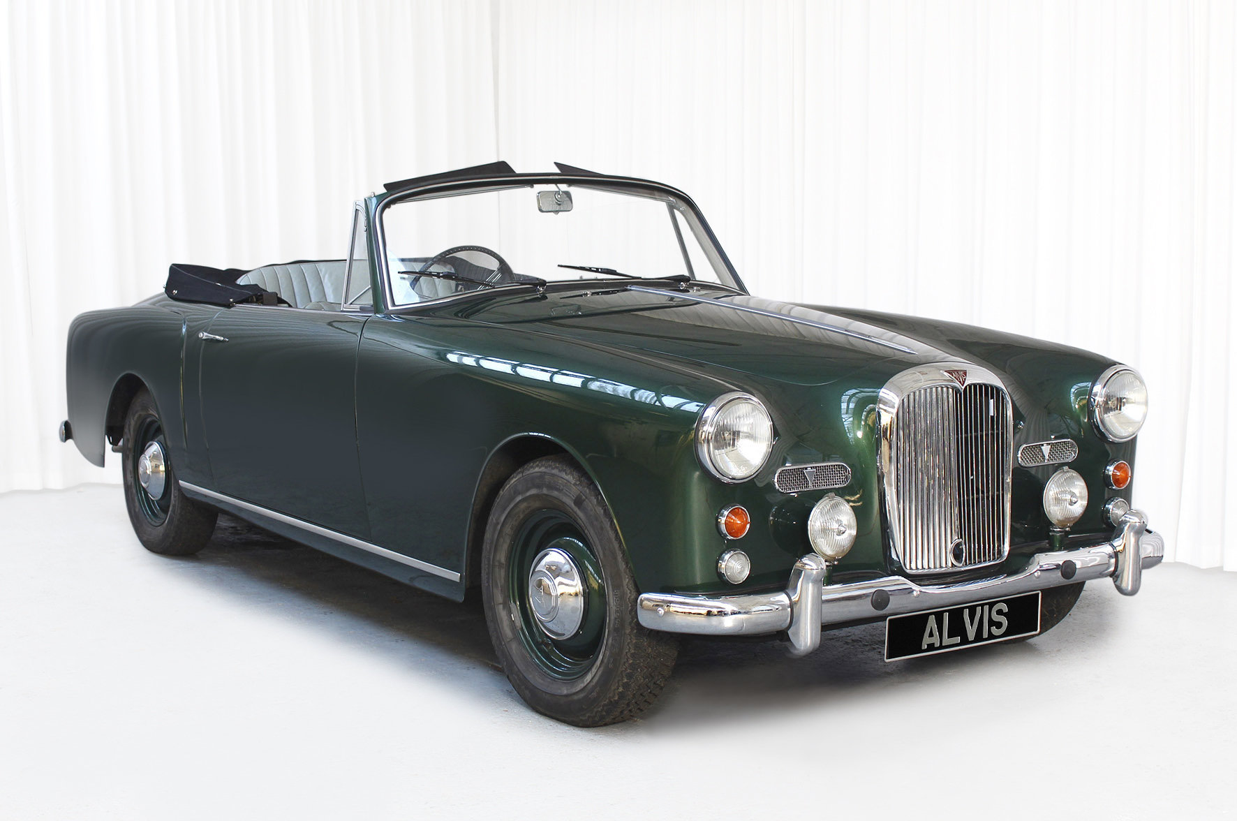 1962 TD21 DHC by Park Ward For Sale (picture 1 of 6)