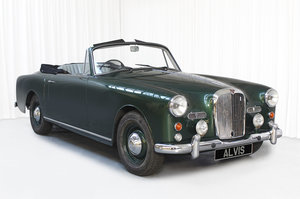 1962 TD21 DHC by Park Ward