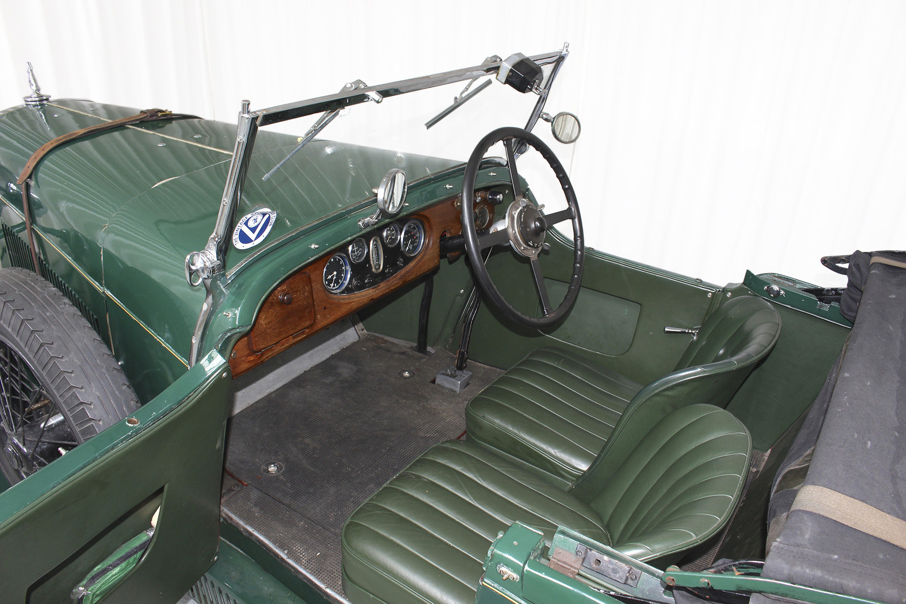 1931 TJ 12/60 BEETLEBACK BY CARBODIES For Sale (picture 5 of 6)