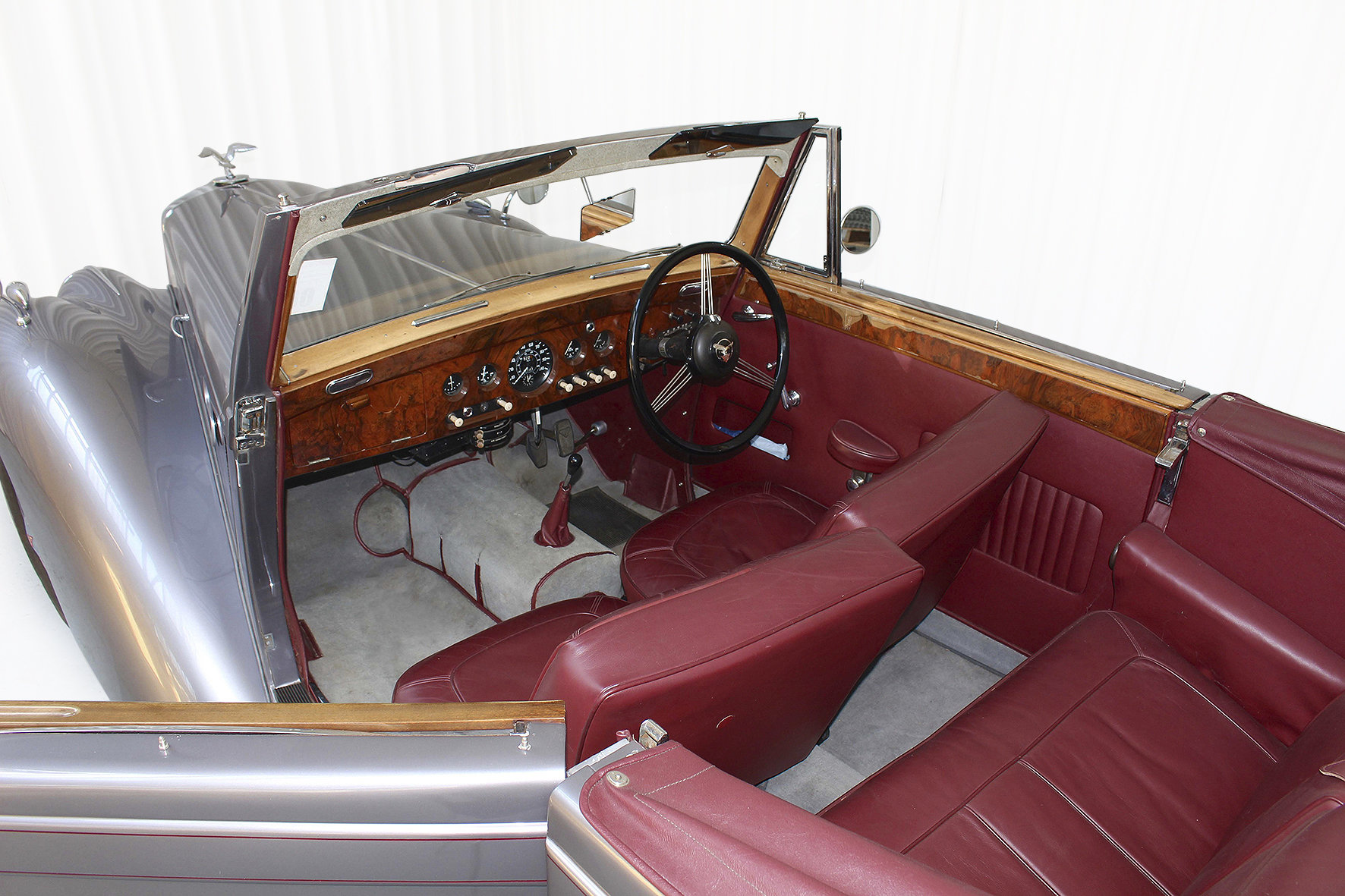 1953 TA 21 DHC by TICKFORD For Sale (picture 5 of 6)