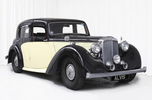 1948 TA 14 Four Light Saloon by Mulliner