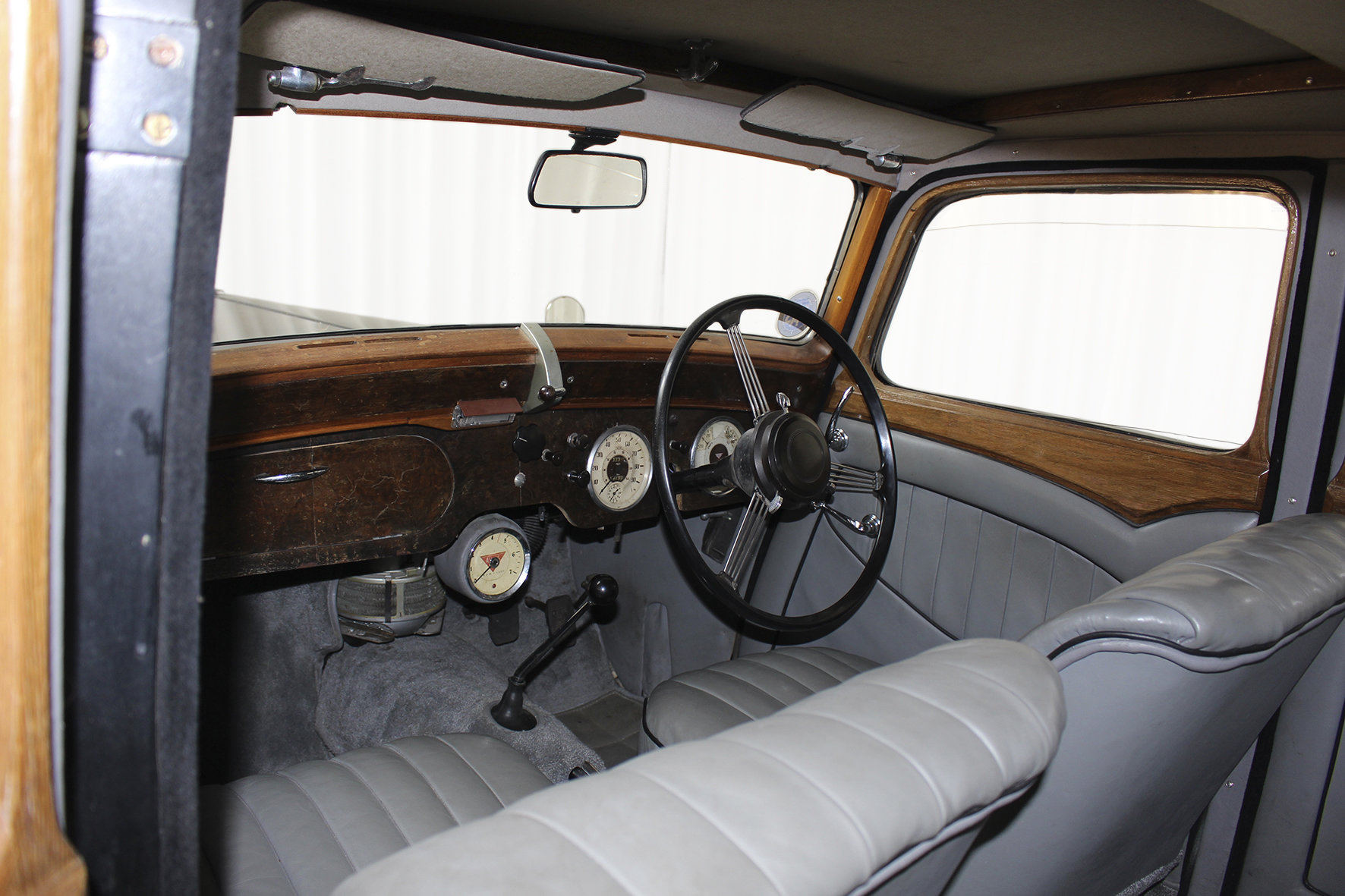 1948 TA 14 Four Light Saloon by Mulliner SOLD (picture 5 of 6)