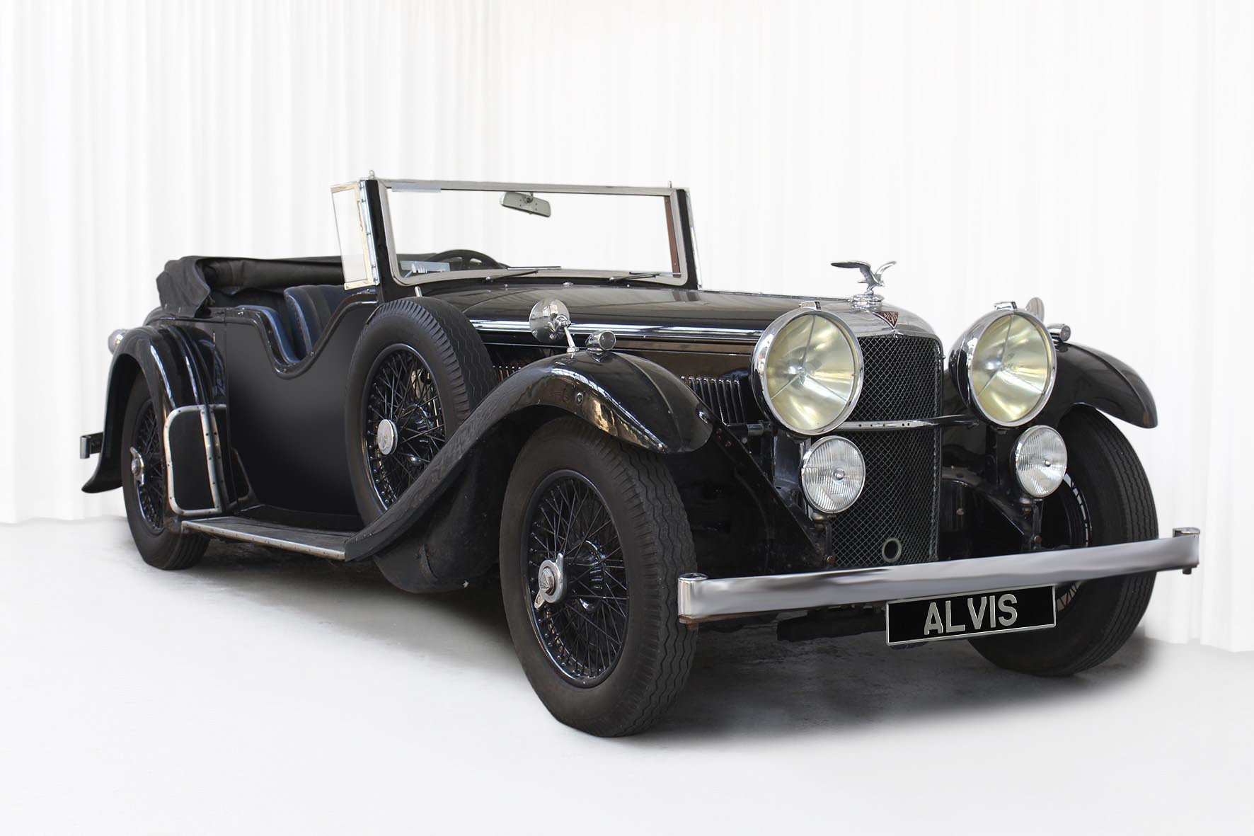1933 Speed 20 Tourer by Marshalls For Sale (picture 1 of 6)
