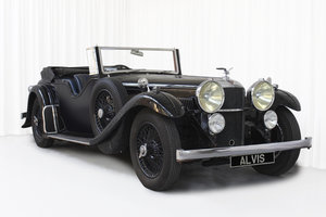 Picture of 1933 Speed 20 Tourer by Marshalls For Sale