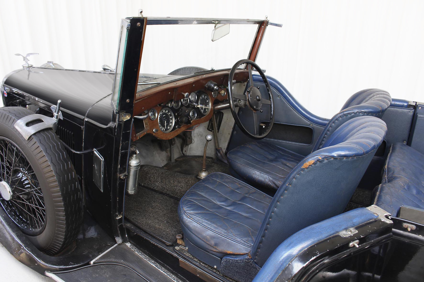 1933 Speed 20 Tourer by Marshalls For Sale (picture 5 of 6)