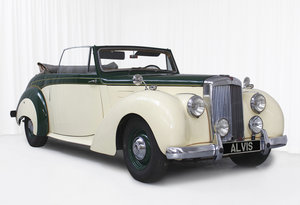 Picture of 1952 TA21 DHC by Tickford in LHD For Sale