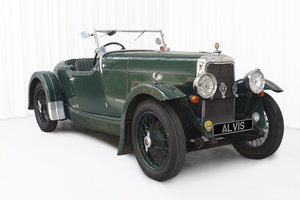 1932 TL 12/60  Beetleback by Wilkinsons