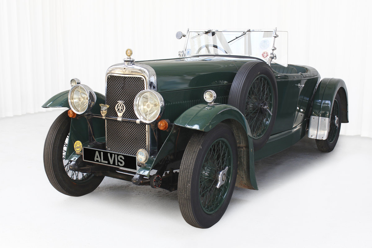 1932 TL 12/60  Beetleback by Wilkinsons For Sale (picture 2 of 2)
