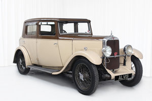1931 TL 12/60 Sports Saloon by Cross & Ellis