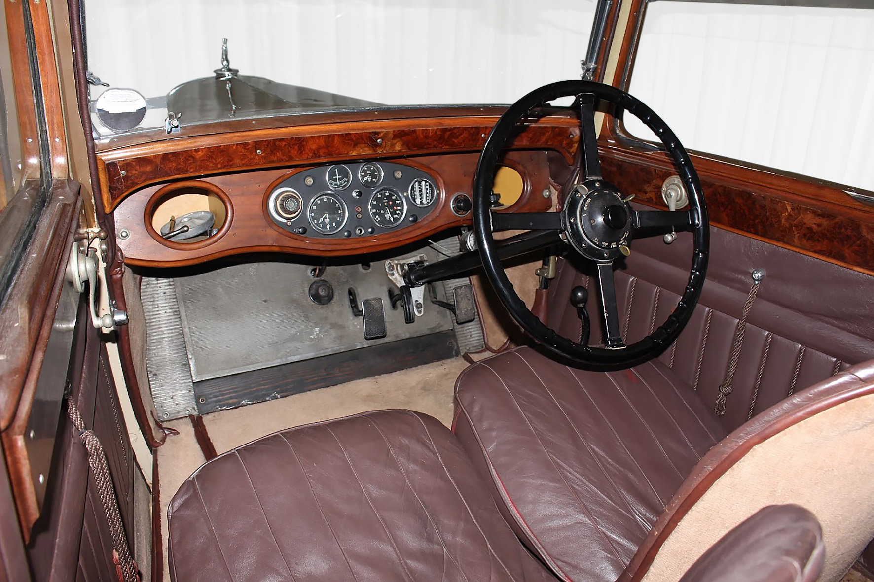 1931 TL 12/60 Sports Saloon by Cross & Ellis For Sale (picture 5 of 6)