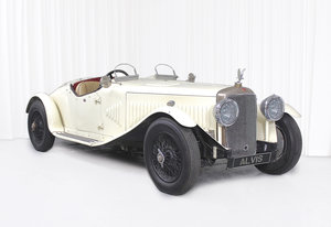 Picture of 1934  Alvis Speed 20 Special  by Henry Stoner