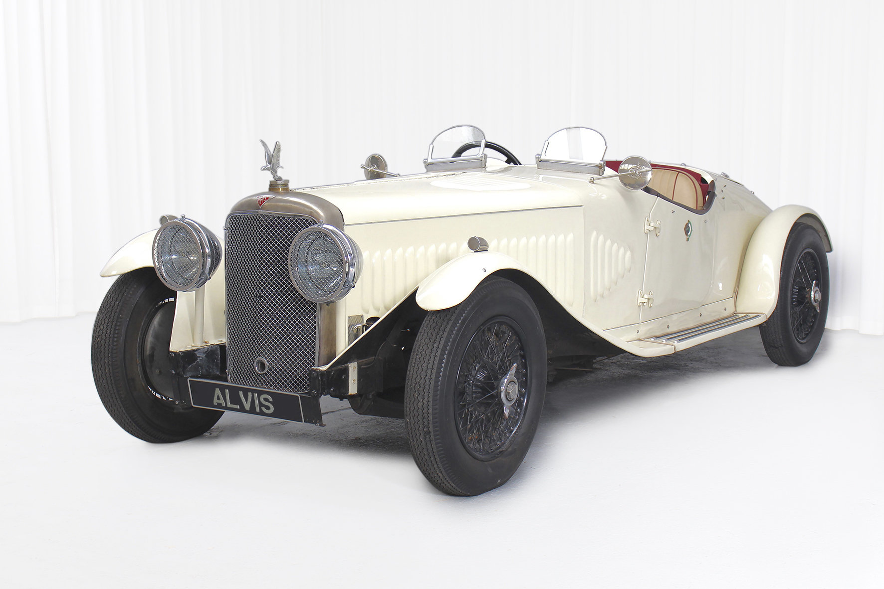 1934 Alvis Speed 20 Special  by Henry Stoner For Sale (picture 2 of 6)
