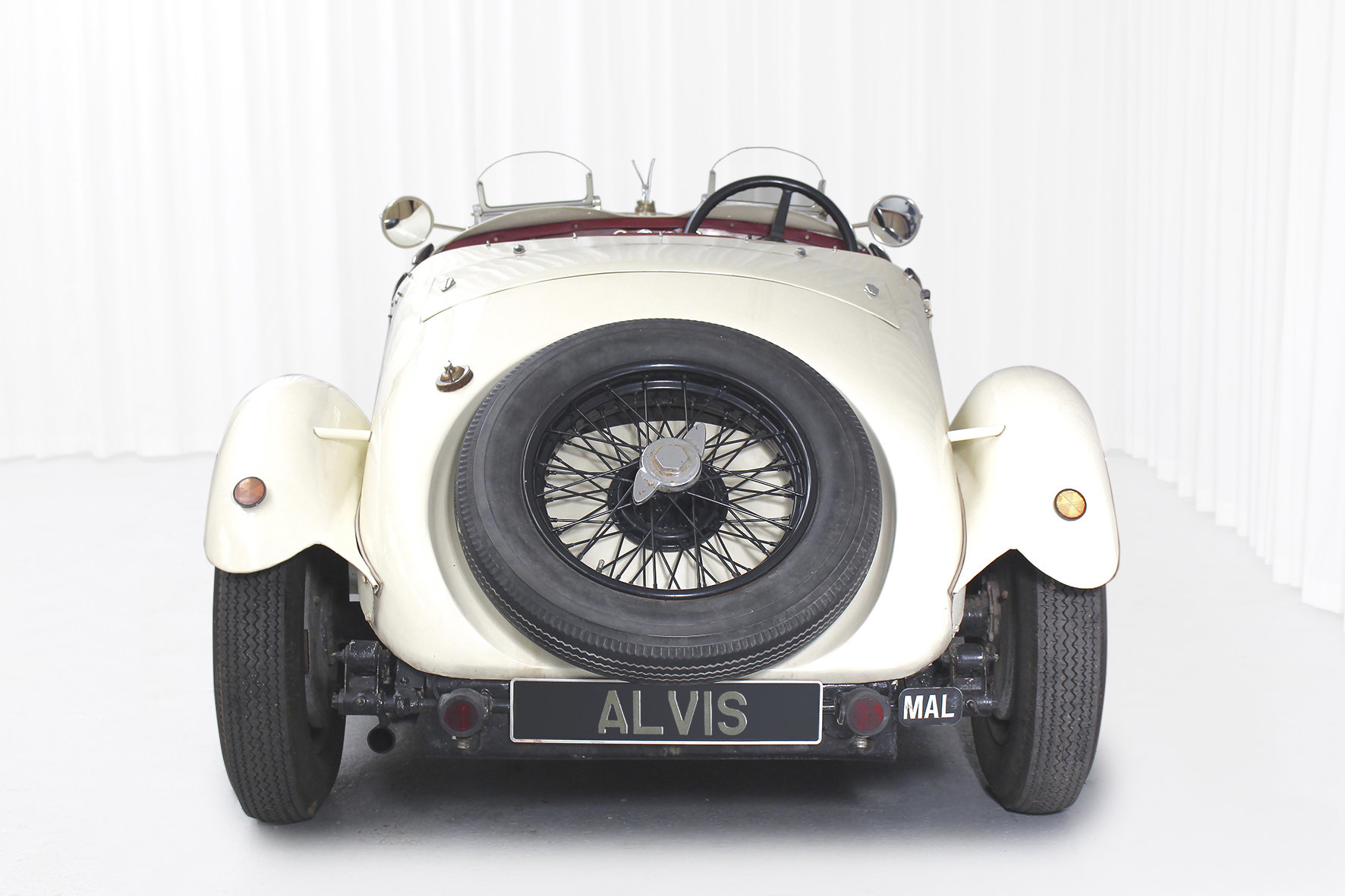 1934 Alvis Speed 20 Special  by Henry Stoner For Sale (picture 4 of 6)