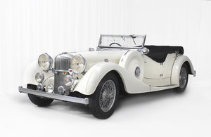 1936  Speed 25 Tourer Coachwork by Cross & Ellis