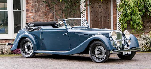 1936  Alvis 4.3-Litre SA Drophead Coupé