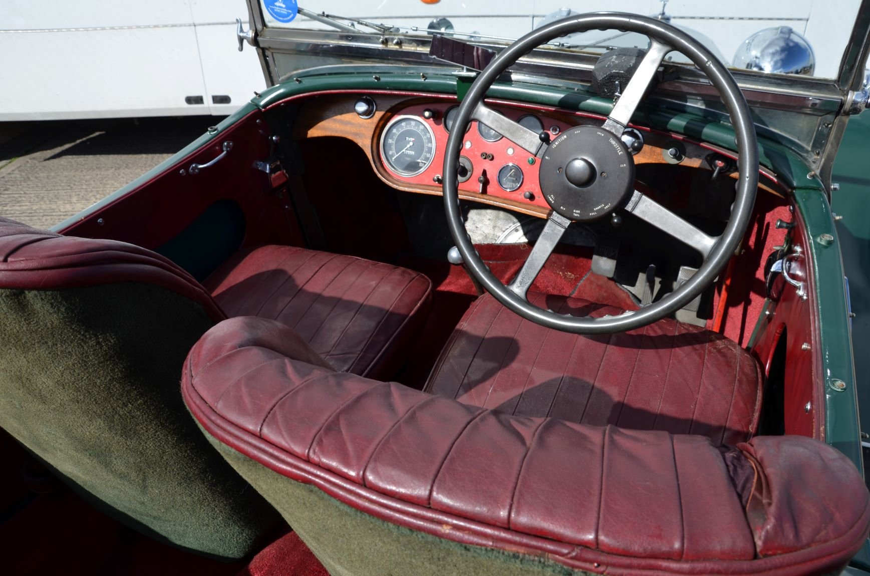 1934 Alvis Speed 20 SB Cross and Ellis Sports Tourer For Sale (picture 3 of 5)
