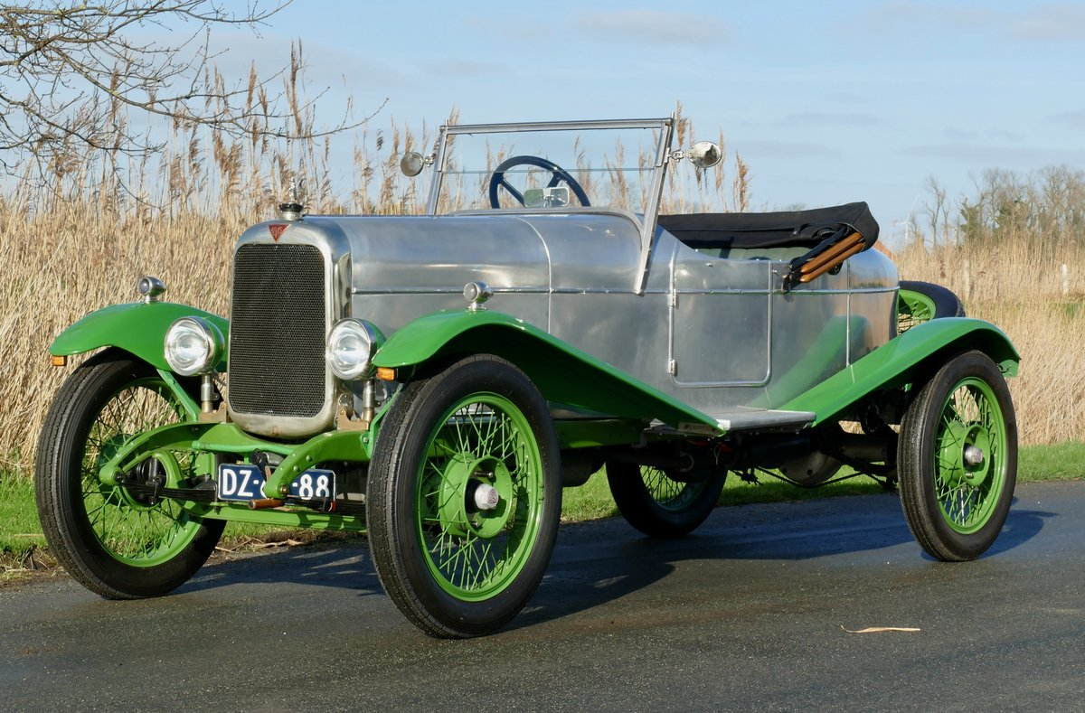 Alvis 12/40 Ducksback 1923 €49500 For Sale (picture 1 of 6)