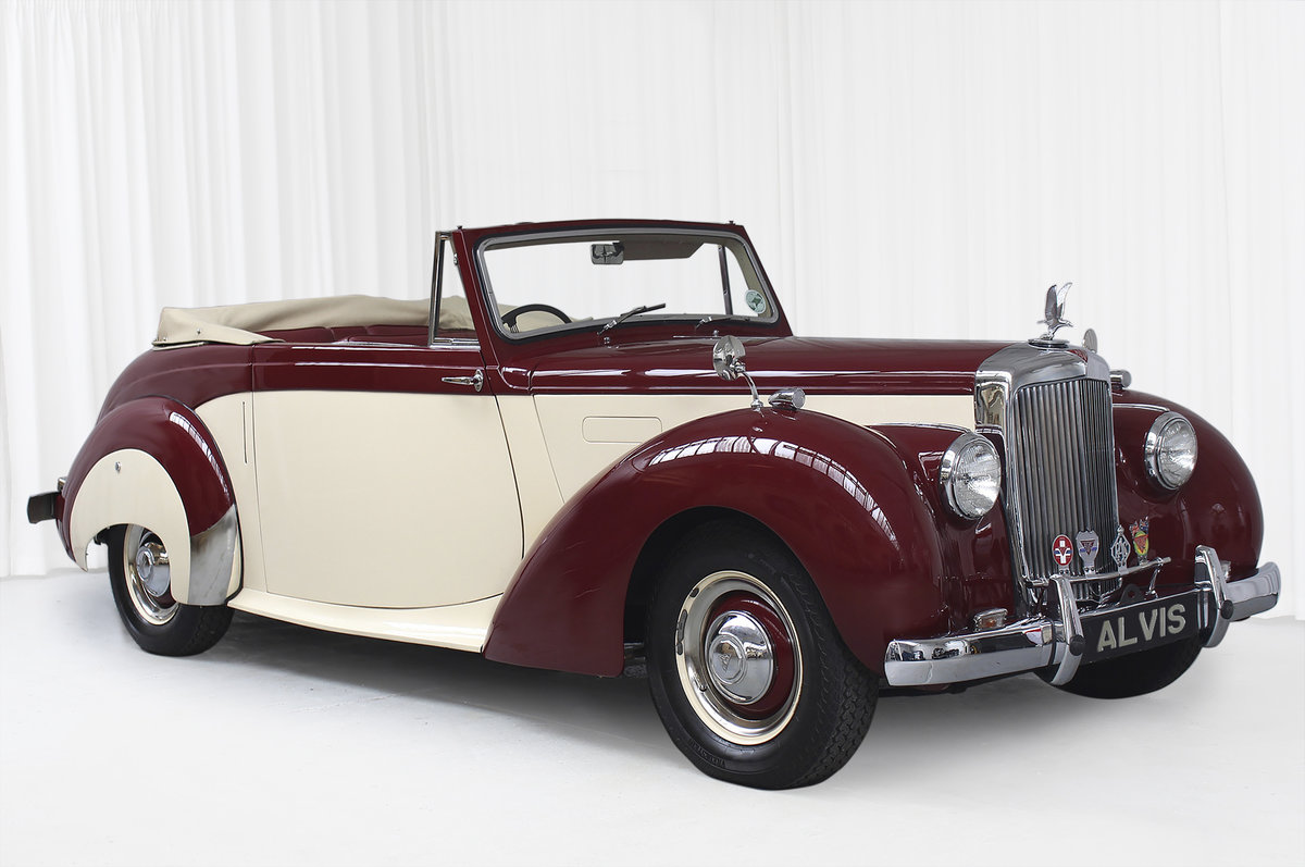 1951 TA 21 DHC BY TICKFORD For Sale (picture 1 of 6)