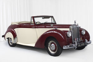 Picture of 1951 TA 21 DHC BY TICKFORD For Sale