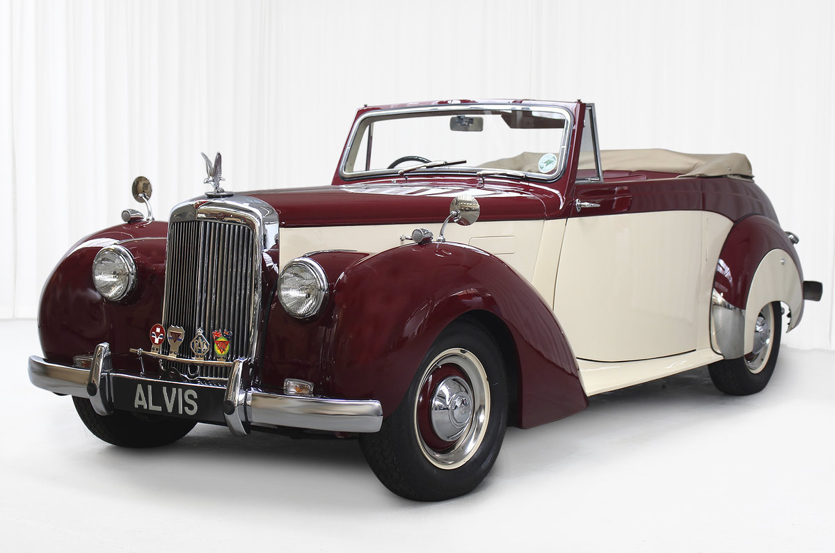 1951 TA 21 DHC BY TICKFORD For Sale (picture 2 of 6)
