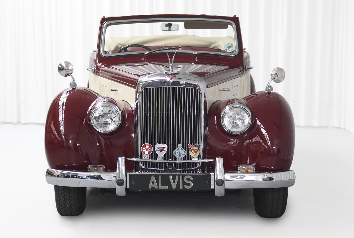 1951 TA 21 DHC BY TICKFORD For Sale (picture 3 of 6)
