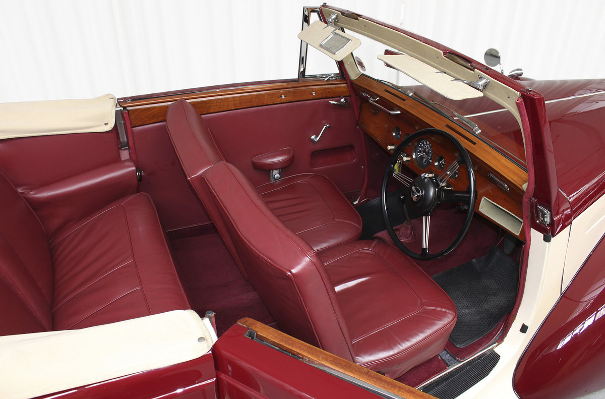 1951 TA 21 DHC BY TICKFORD For Sale (picture 5 of 6)