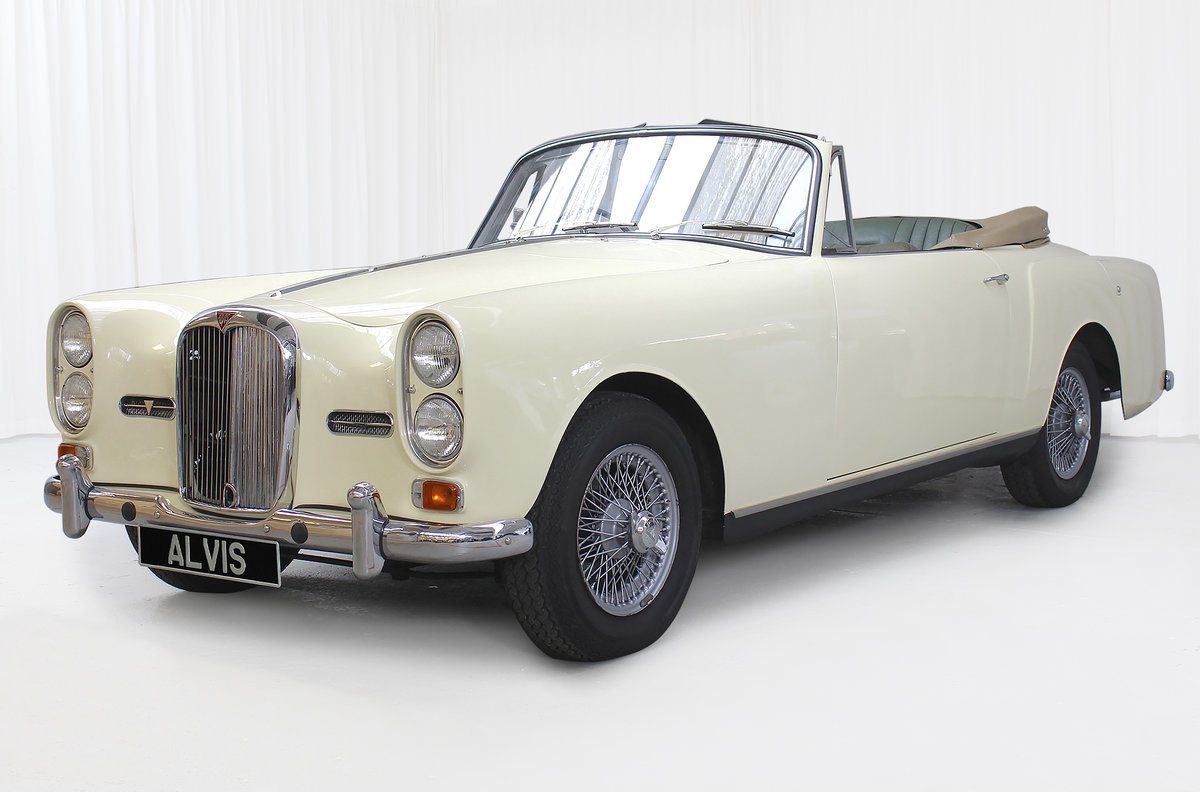 1964 TE 21 DHC BY PARK WARD For Sale (picture 1 of 5)