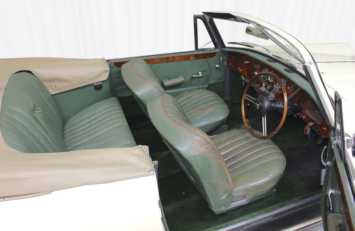 1964 TE 21 DHC BY PARK WARD For Sale (picture 4 of 5)
