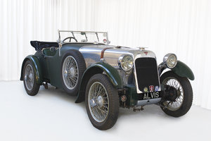 1928 FWD 12/50 Supercharged Le Mans replica