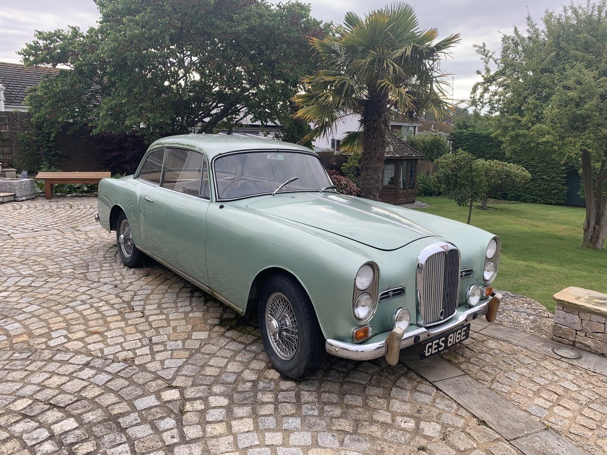 1967 Alvis TF21 For Sale (picture 1 of 1)