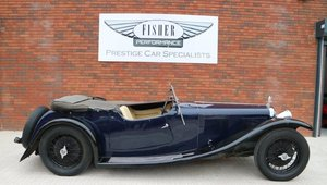 Picture of 1932 Alvis Speed 20 SA VDP Tourer