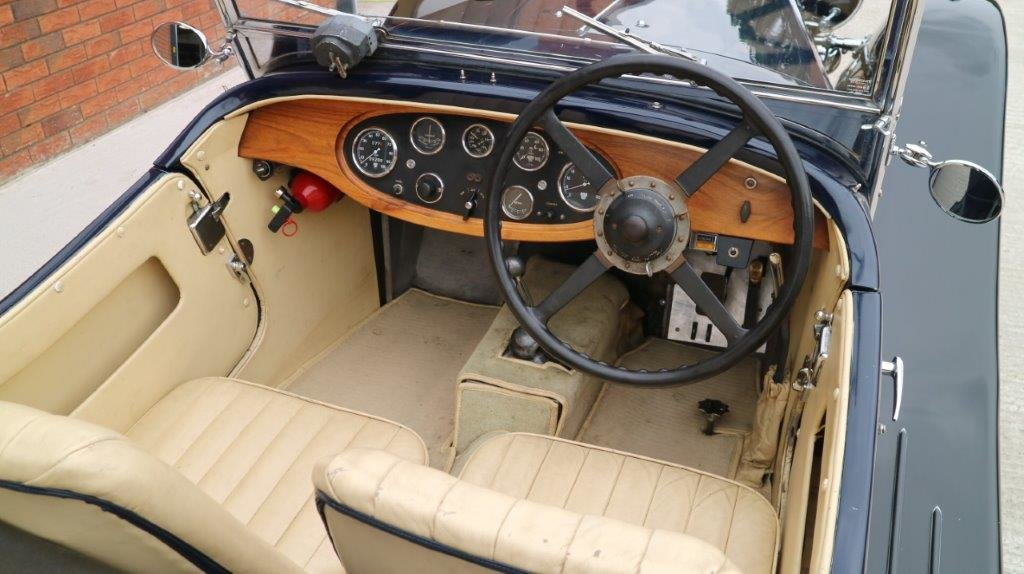 1932 Alvis Speed 20 SA VDP Tourer For Sale (picture 4 of 6)