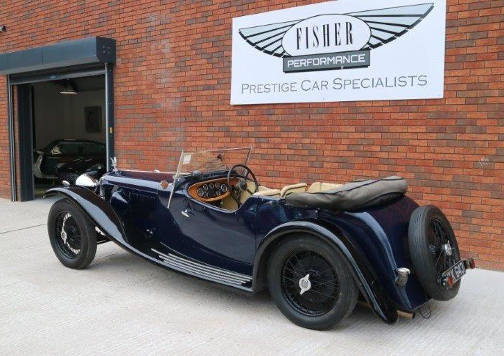 1932 Alvis Speed 20 SA VDP Tourer For Sale (picture 6 of 6)