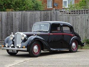 1949 Alvis TA14 Saloon