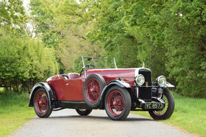 Picture of 1931 Alvis 12/60 TK Beetleback  SOLD
