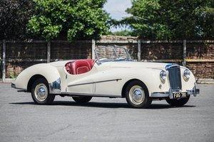 1953 ALVIS TB21 TOURER
