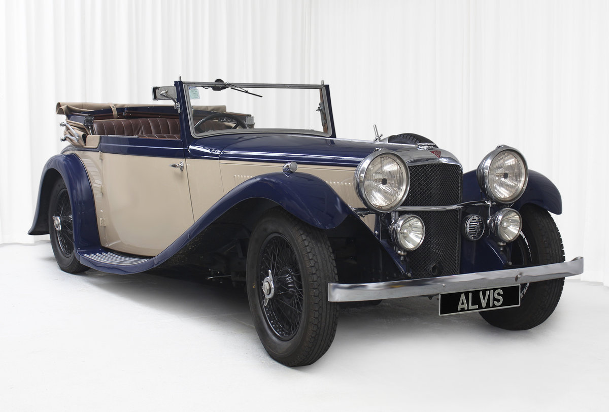 1933 SPEED 20 SB DHC BY MAYFAIR For Sale (picture 1 of 6)