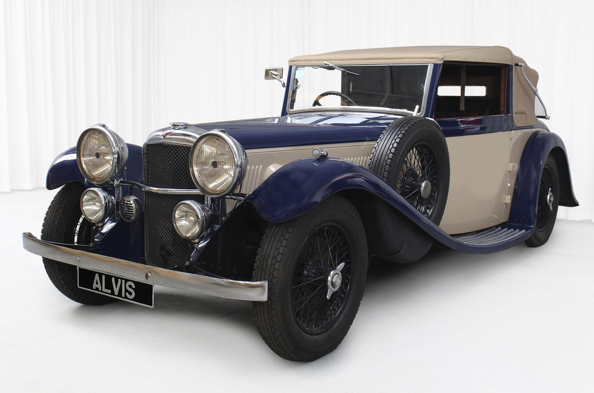 1933 SPEED 20 SB DHC BY MAYFAIR For Sale (picture 2 of 6)