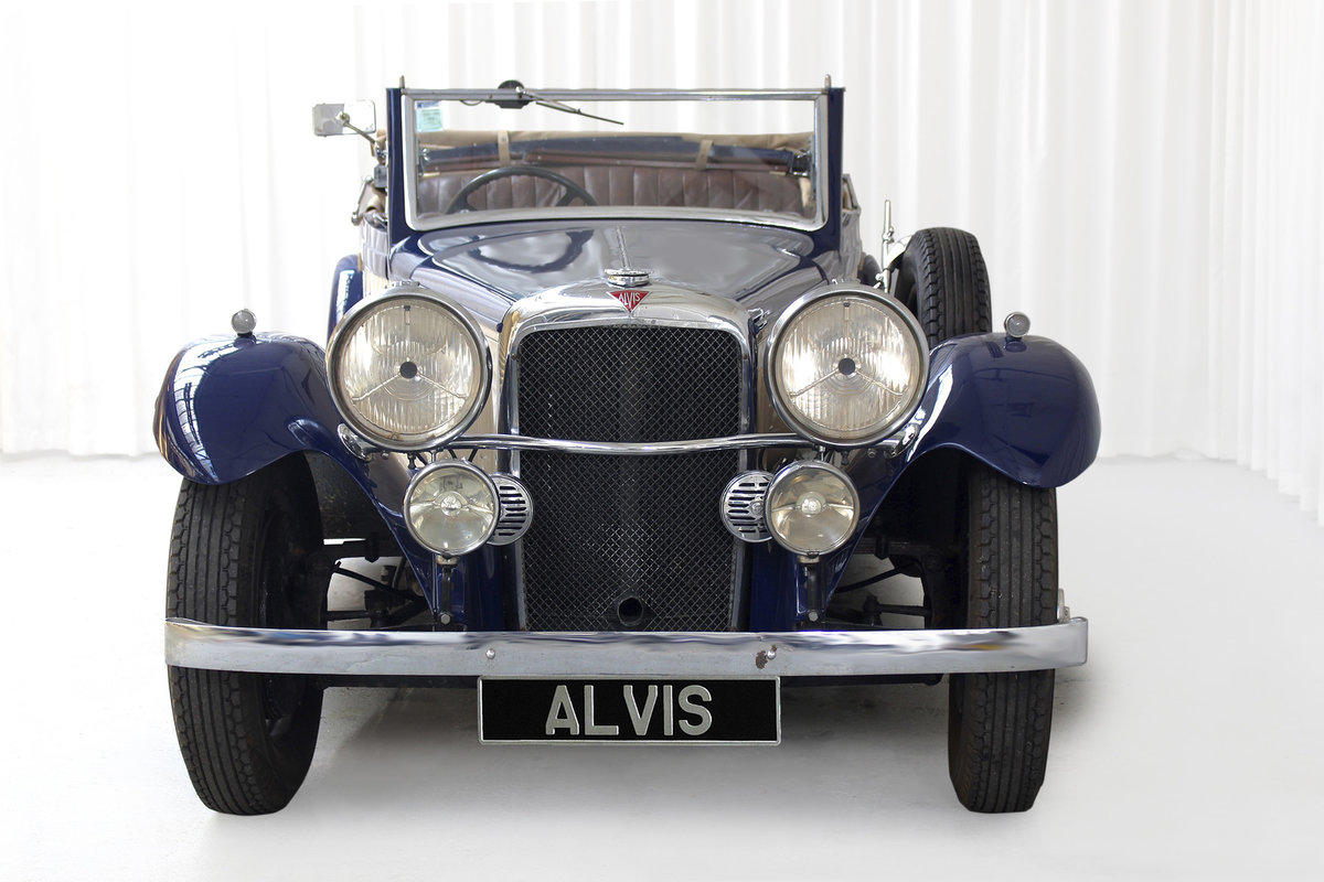 1933 SPEED 20 SB DHC BY MAYFAIR For Sale (picture 3 of 6)