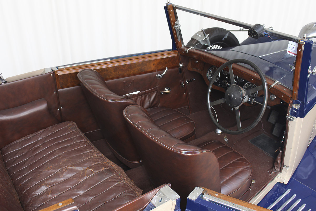 1933 SPEED 20 SB DHC BY MAYFAIR For Sale (picture 5 of 6)