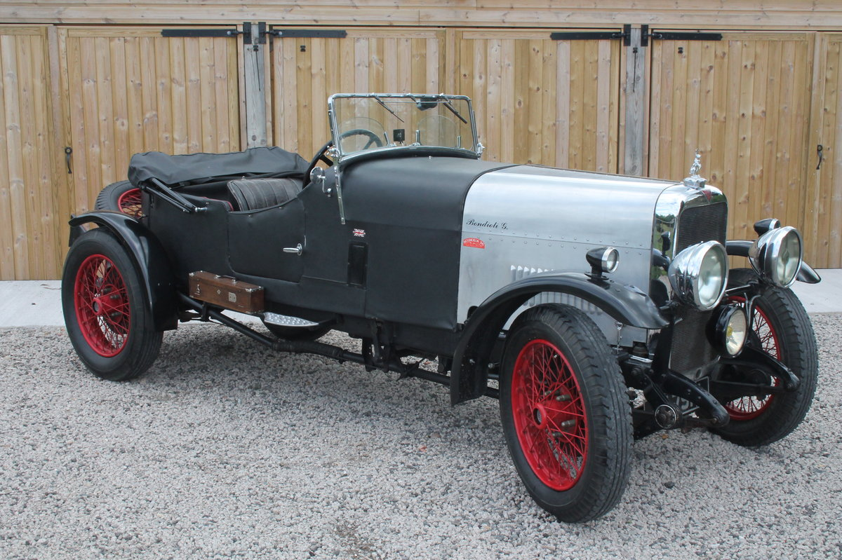 Picture of 1932 ALVIS 12/50 Rally all matching numbers For Sale