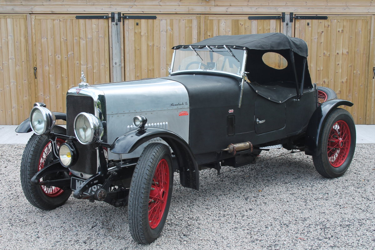 1932 ALVIS 12/50 Rally Special For Sale (picture 3 of 6)