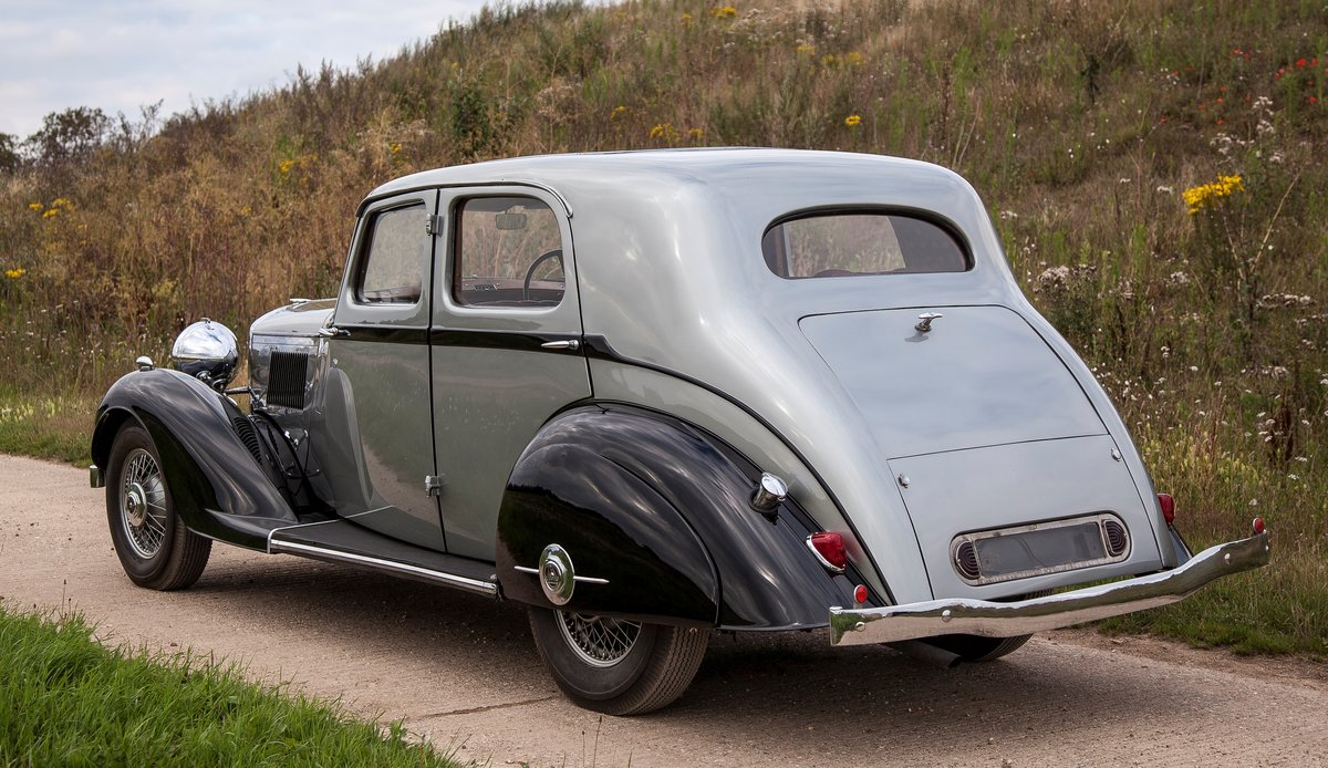 1936 Alvis Silver Crest 20/92 For Sale (picture 2 of 6)