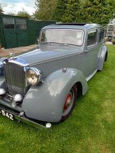 Picture of 1950 Alvis TA14 Mulliner Saloon