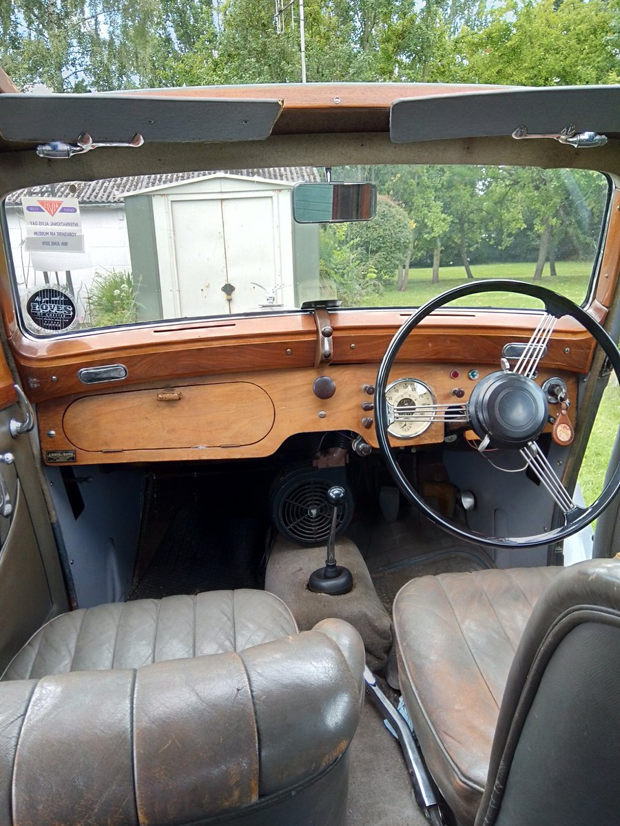 1950 Alvis TA14 Mulliner Saloon For Sale (picture 5 of 6)